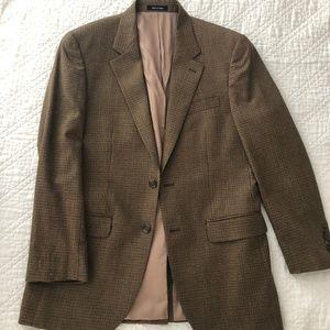 Men's Chaps Houndstooth Sports Coat